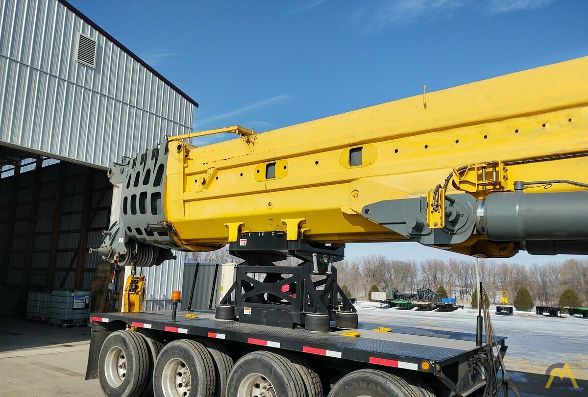 Grove GMK7550 550-ton All Terrain Crane 28