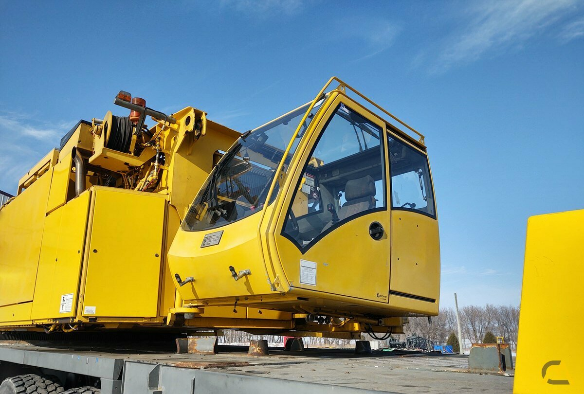 Grove GMK7550 550-ton All Terrain Crane 31