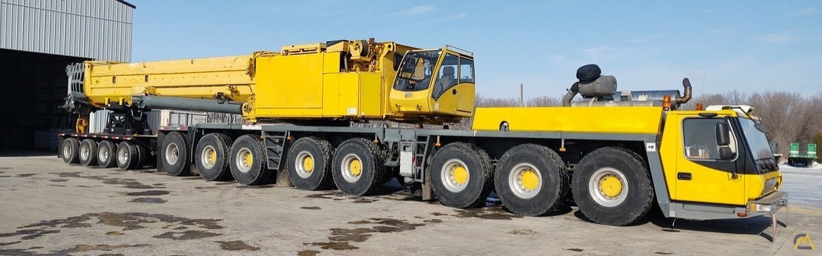 Grove GMK7550 550-ton All Terrain Crane 13