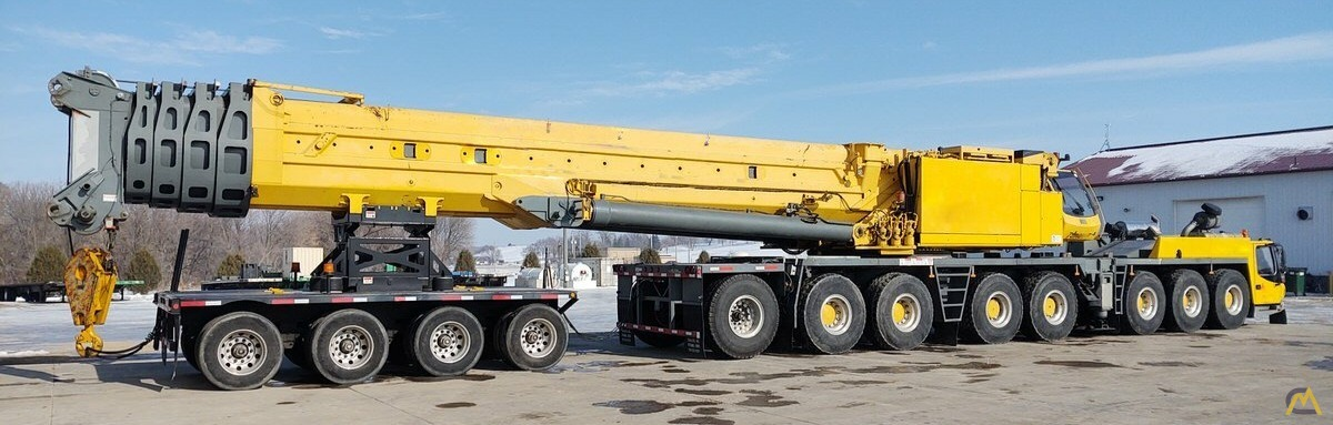 Grove GMK7550 550-ton All Terrain Crane 15