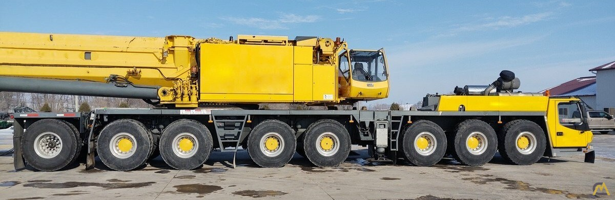 Grove GMK7550 550-ton All Terrain Crane 17