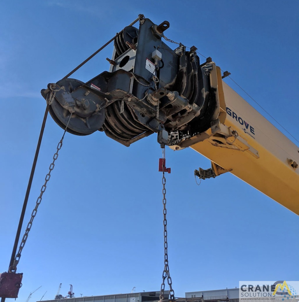 Grove RT760E 60-Ton Rough Terrain Crane 3