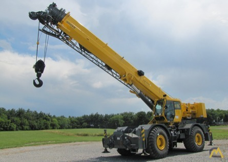 Grove RT765E-2 65-Ton Rough Terrain Crane 0