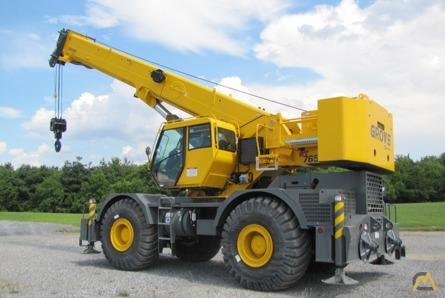 Grove RT765E-2 65-Ton Rough Terrain Crane 1