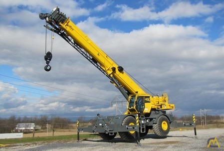 Grove RT770E 70-Ton Rough Terrain Crane 1