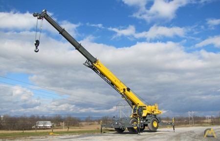 Grove RT770E 70-Ton Rough Terrain Crane 0