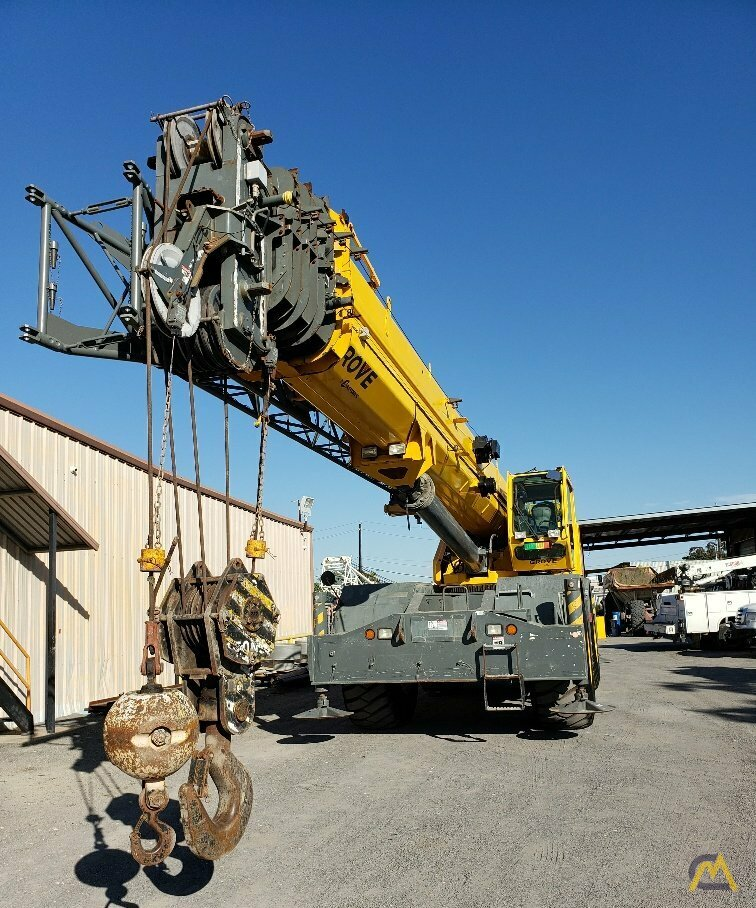 Grove RT890E 90-ton Rough Terrain Crane 2