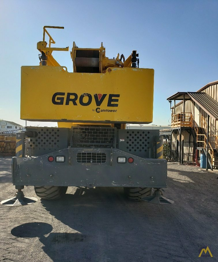 Grove RT890E 90-ton Rough Terrain Crane 7