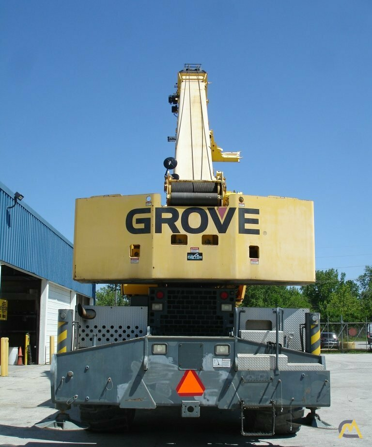 Grove RT9130E 130-ton Rough Terrain Crane 5