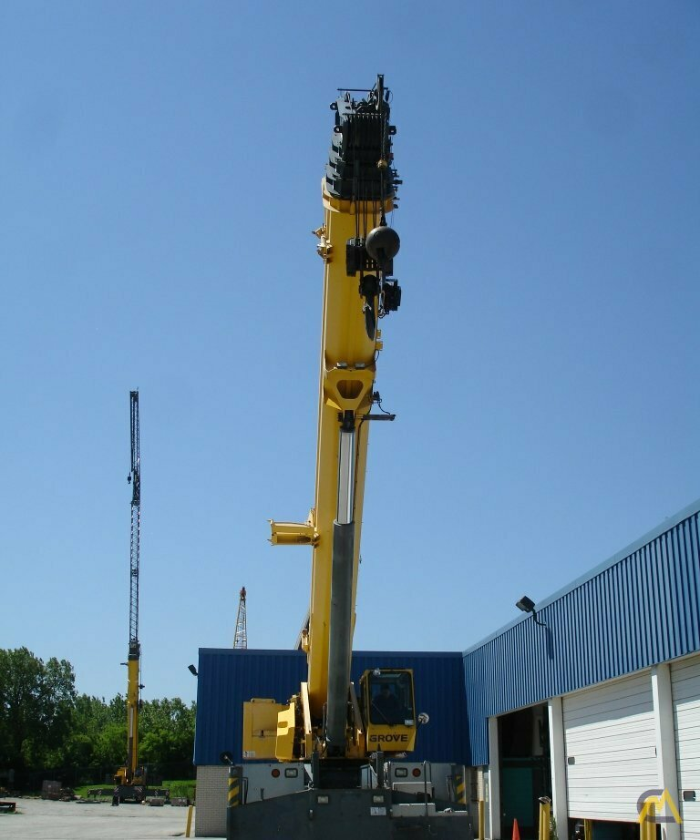Grove RT9130E 130-ton Rough Terrain Crane 7