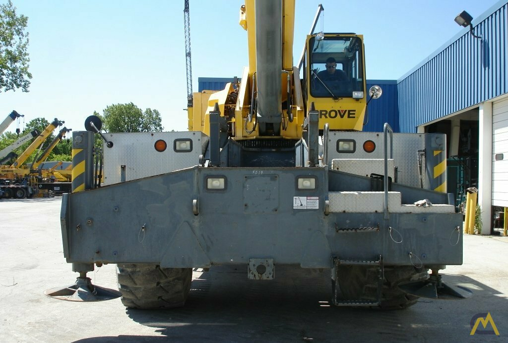 Grove RT9130E 130-ton Rough Terrain Crane 6