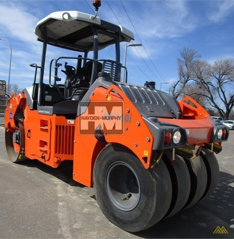 Hamm HD+ 110VT Compact Rollers 6