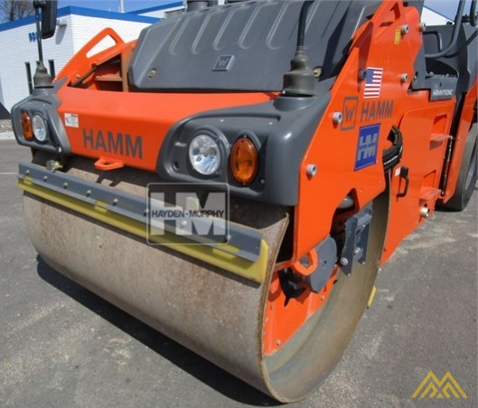 Hamm HD+ 110VT Compact Rollers 4