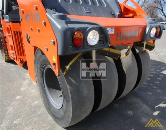 Hamm HD+ 110VT Compact Rollers 5