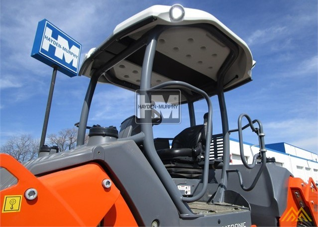 Hamm HD+ 110VT Compact Rollers 8