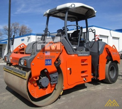 Hamm HD+ 110VT Compact Rollers 1