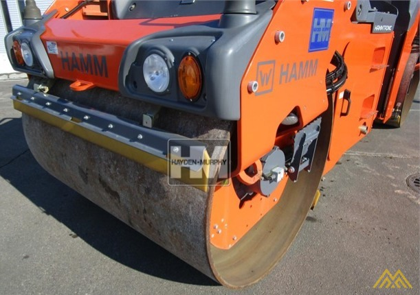 Hamm HD+110iVV HF Smooth Drum Compactor 6