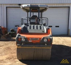 Hamm HD70iVVHF Articulated Tandem Roller 2