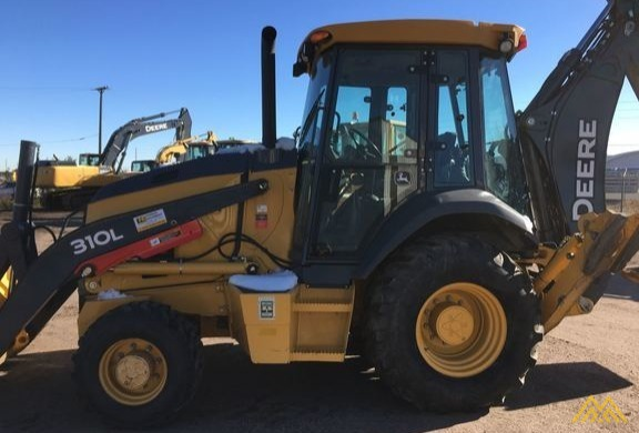 John Deere 310L Backhoe Loader 0