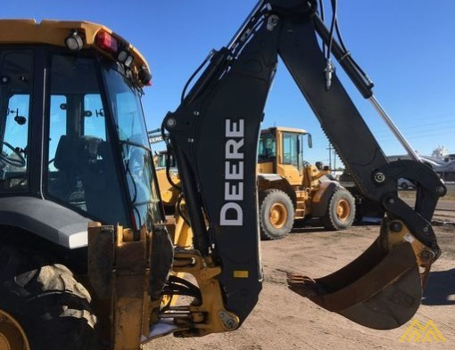 John Deere 310L Backhoe Loader 5
