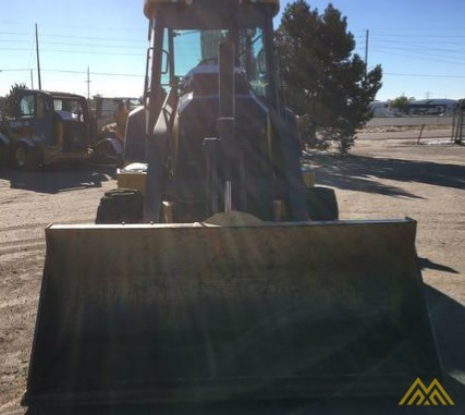 John Deere 310L Backhoe Loader 4