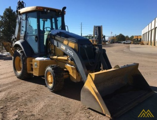 John Deere 310L Backhoe Loader 6