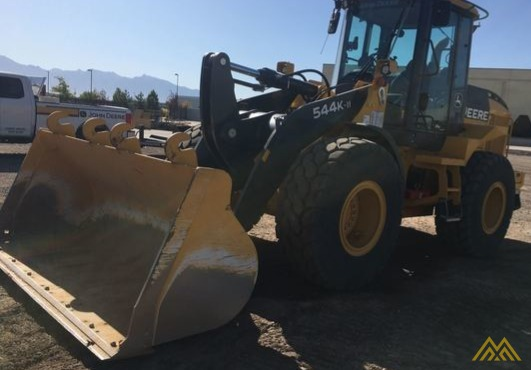 John Deere 544K-II Wheel Loader 1