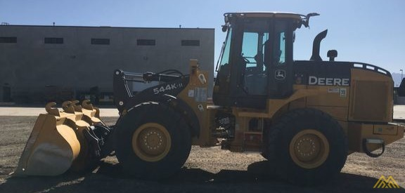 John Deere 544K-II Wheel Loader 4