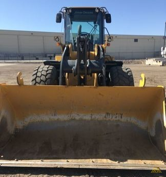 John Deere 544K-II Wheel Loader 0