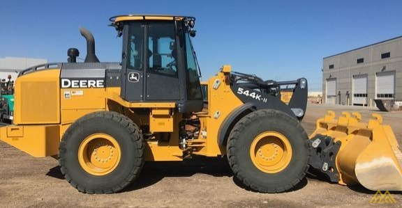 John Deere 544K-II Wheel Loader 5