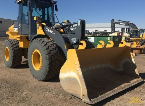 John Deere 544K-II Wheel Loader 3