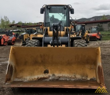 John Deere 544K-II Wheel Loader 2