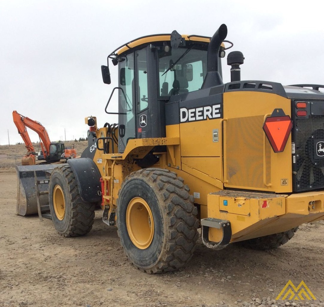 John Deere 624K Wheel Loader 3
