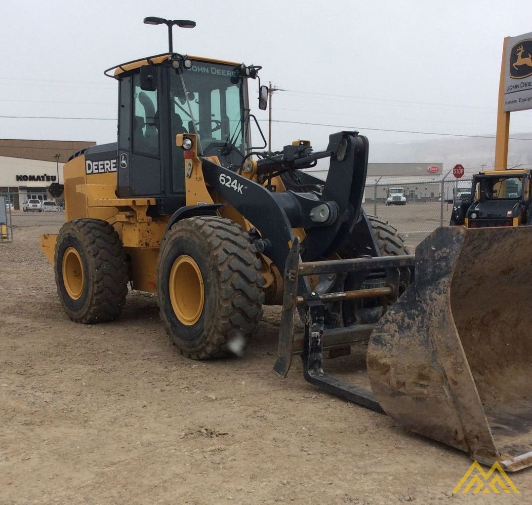 John Deere 624K Wheel Loader 1