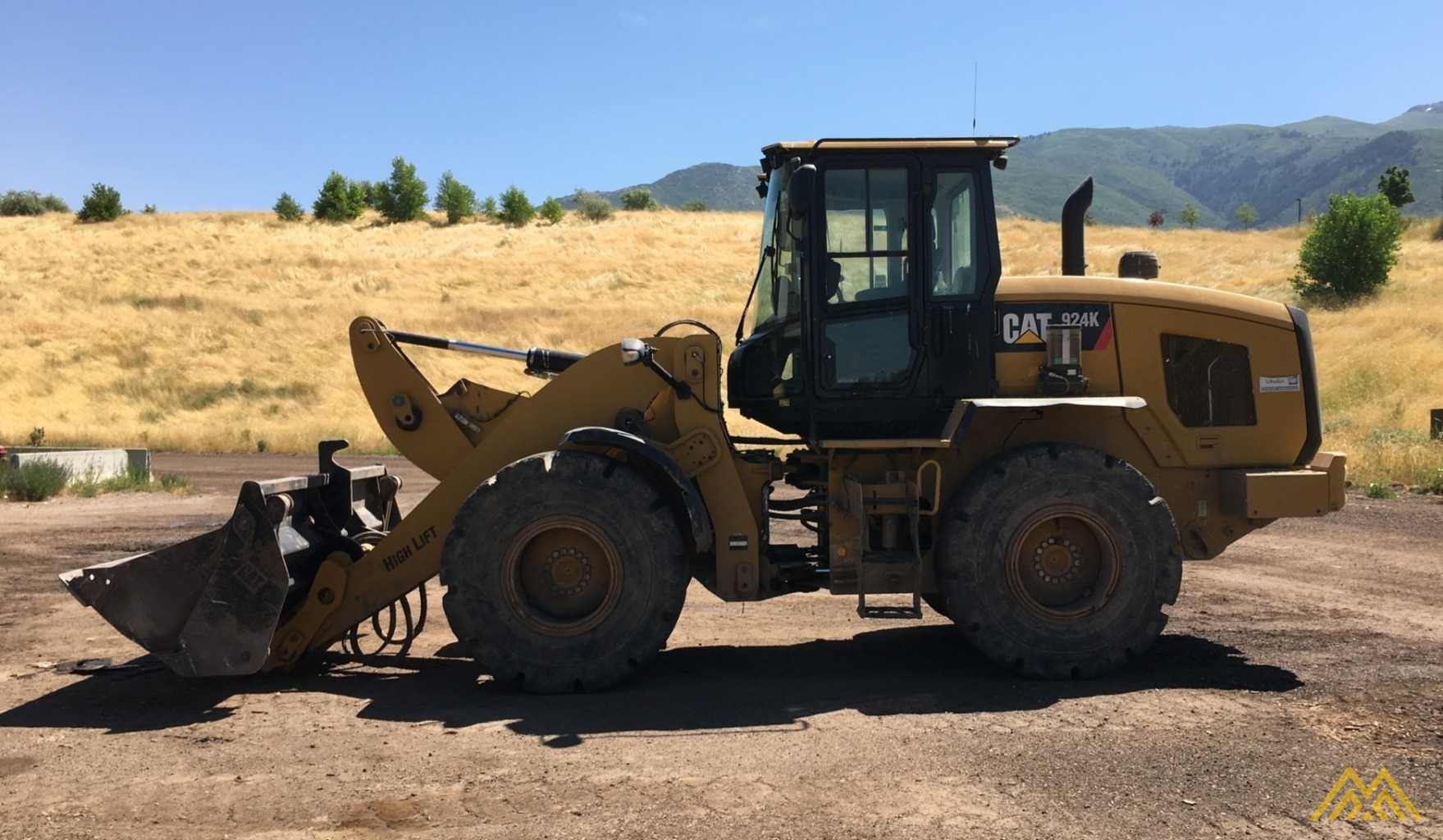 John Deere 924K Wheel Loader 2