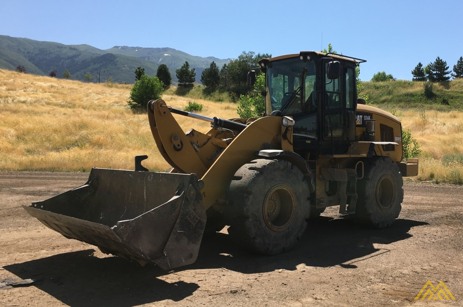 John Deere 924K Wheel Loader 6