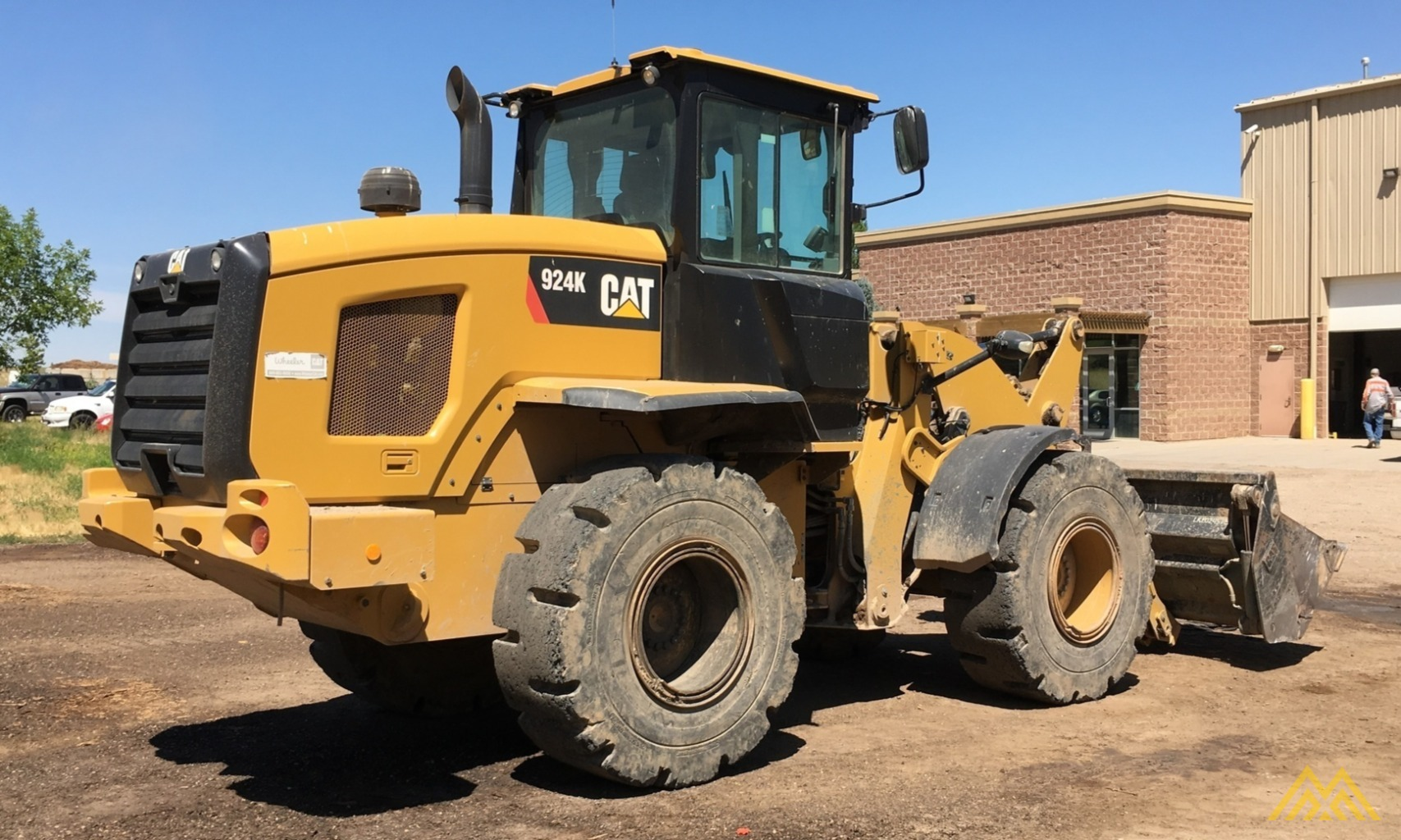 John Deere 924K Wheel Loader 7