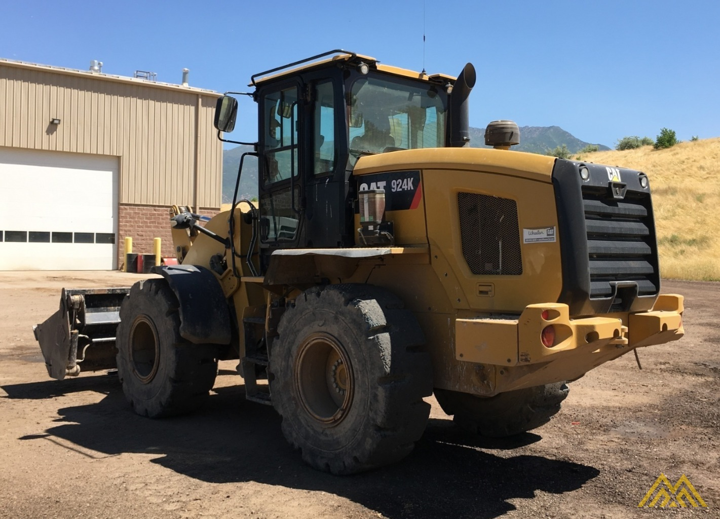 John Deere 924K Wheel Loader 1