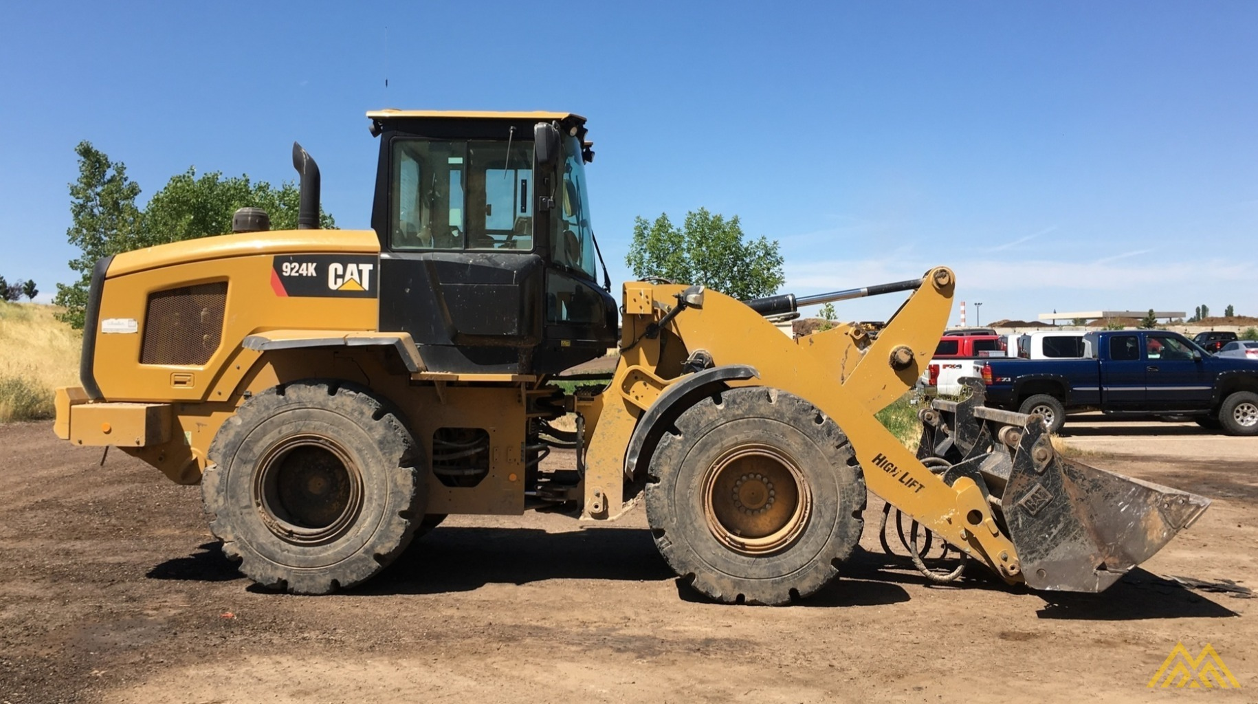 John Deere 924K Wheel Loader 4
