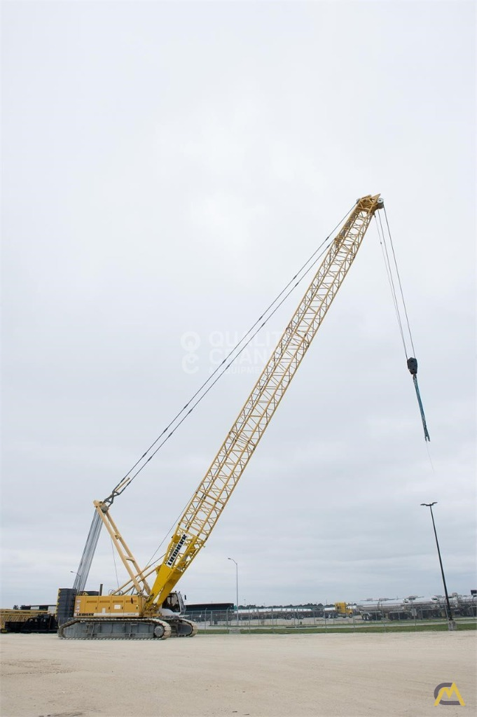 Liebherr LR 1280 300-Ton Lattice Boom Crawler Crane 10