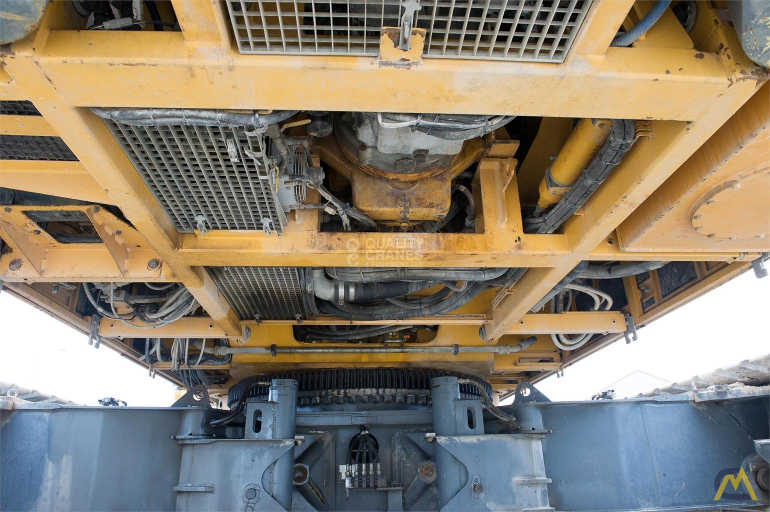 Liebherr LR 1280 300-Ton Lattice Boom Crawler Crane 37