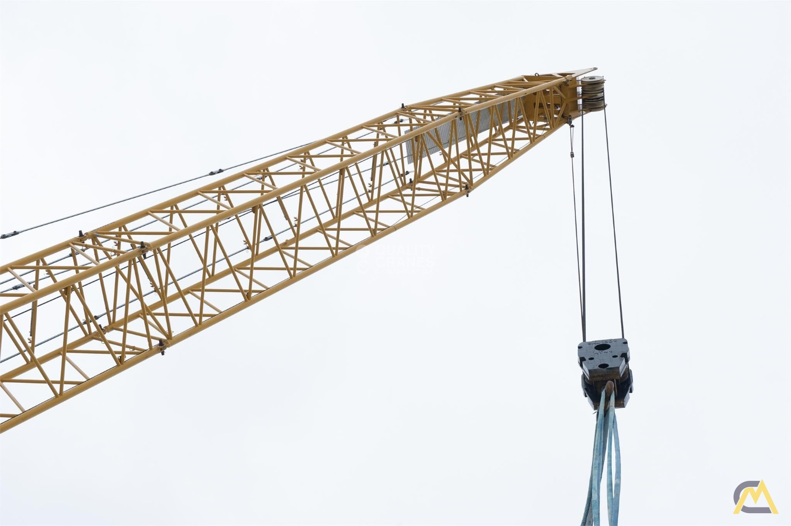Liebherr LR 1280 300-Ton Lattice Boom Crawler Crane 40