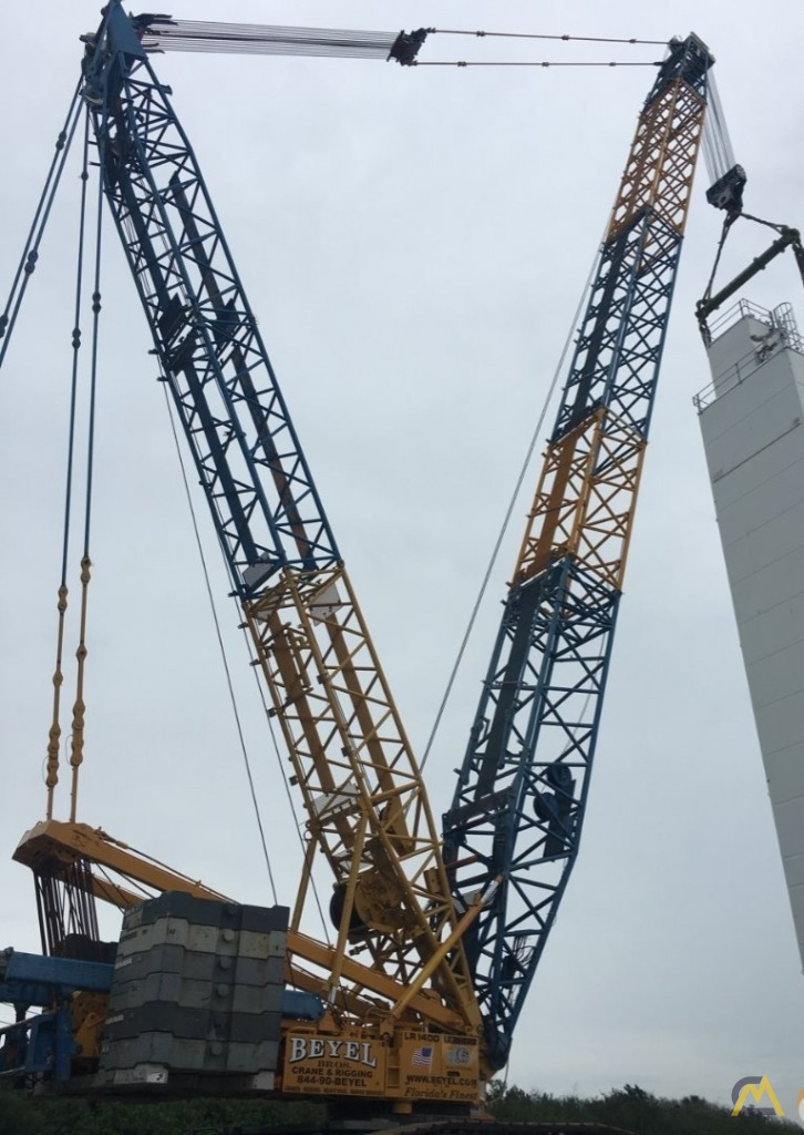 Liebherr LR 1400 440-Ton Lattice Boom Crawler Crane 0