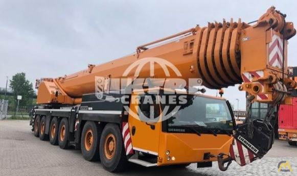 Liebherr LTM 1300-6 2 300-Ton Mobile Crane For Sale All