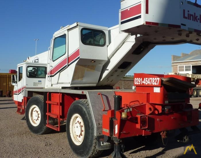 Link-Belt ATC-822 22-ton All Terrain Crane 2