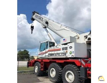 Link-Belt RTC-80100 Series II 100-Ton Rough Terrain Crane 0