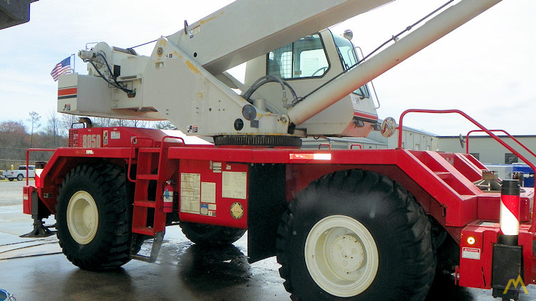 Link-Belt RTC-8050 Series II 50-ton Rough Terrain Crane 0