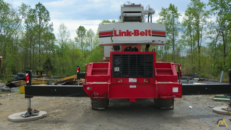 Link-Belt RTC-8050 Series II 50-ton Rough Terrain Crane 22