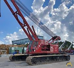 Manitowoc 888 Series 2 230-Ton Lattice Boom Crawler Crane 0