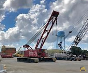 Manitowoc 888 Series 2 230-Ton Lattice Boom Crawler Crane 2
